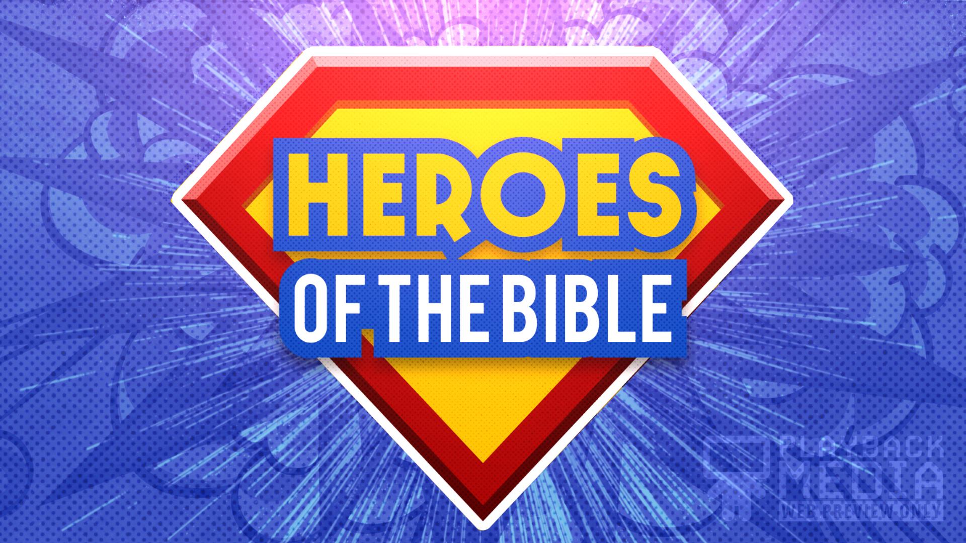 Bible Heroes Hero Motion 1 Image