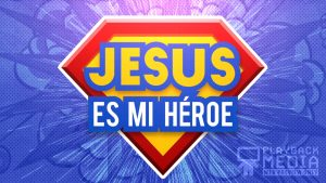 Bible Heroes Jesus Motion Background