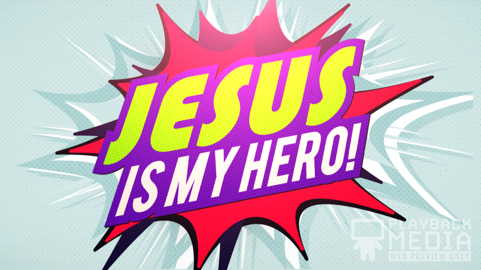 Bible Heroes Motion Back ground