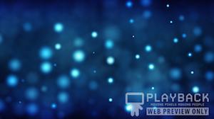 Blue Bubbles Still Background Image