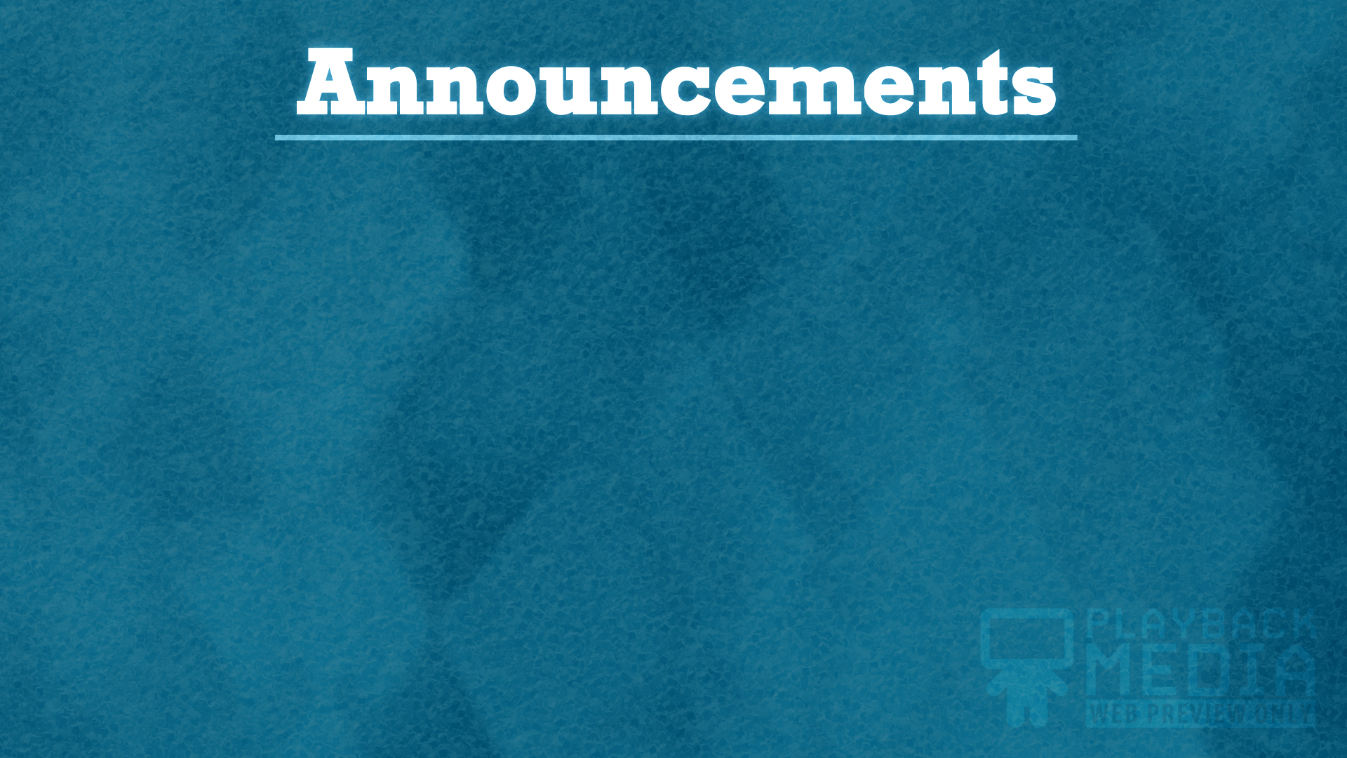 bold impression announcements motion background