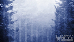 Calming Nature Blue 6 Motion Background