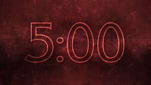 Calvary Red Church Countdown