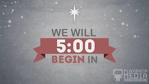 Celebrate Joy Countdown