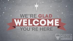 Celebrate Joy Welcome Still