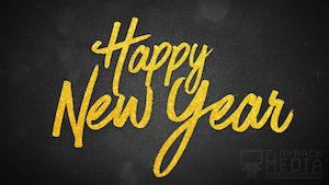 Celebrating New Years 3 Motion Background