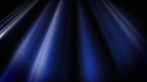 Christmas Energy Blue Motion Background