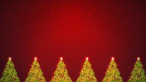 Christmas Lights 8 Motion Background