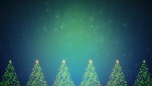 Christmas Lights 2 Still Background