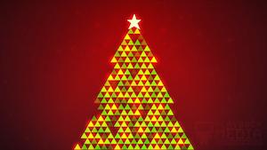 Christmas Lights 7 Still Background