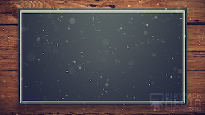 Christmas Manger 3 Motion Background