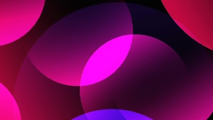 Clean Sphere Purple Motion Background