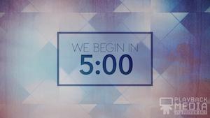 Clouded Window Church Countdown