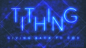 Cobalt Current Tithing Motion Background