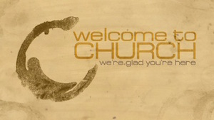 Coffee Welcome Motion Background