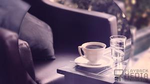 Coffee Break 3 Motion Background