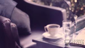 Coffee Break 4 Motion Background