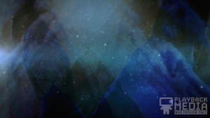Cosmic Mystery 3 Motion Background