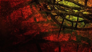 Crown of Thorns Motion Background