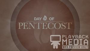 Day of Pentecost 2 Still Background