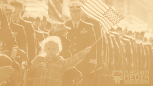 Distinguished Service 6 Motion Background