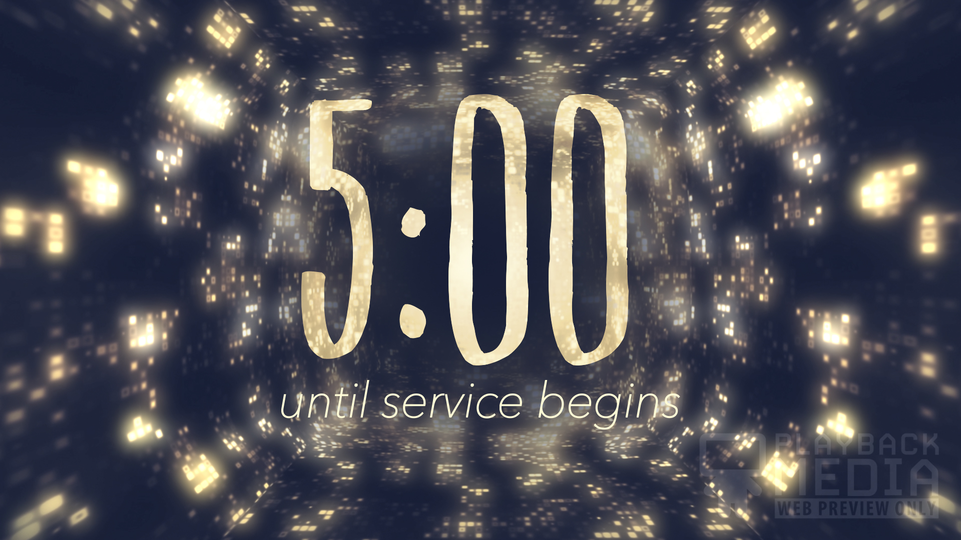 Divine Radiance Church Countdown