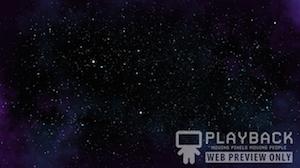 Dwarf Galaxy Still Background