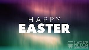 Easter Grace 3 Still Background