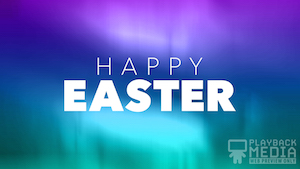 Easter Grace 5 Still Background