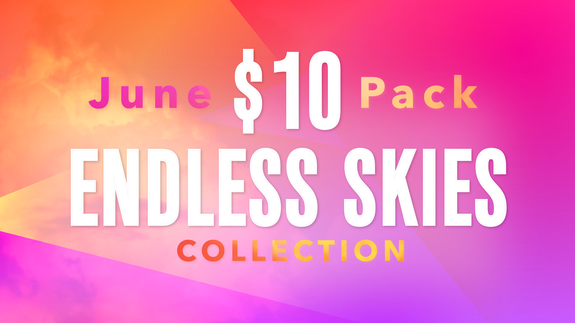 June 2017 $10 Pack Image
