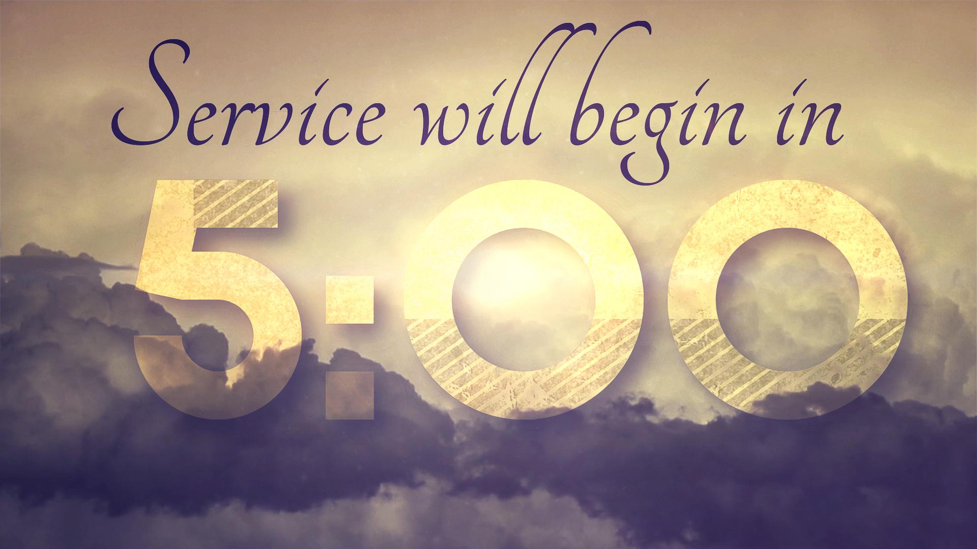 Everlasting Spirit Church Countdown