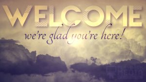 Everlasting Spirit Welcome Motion Background