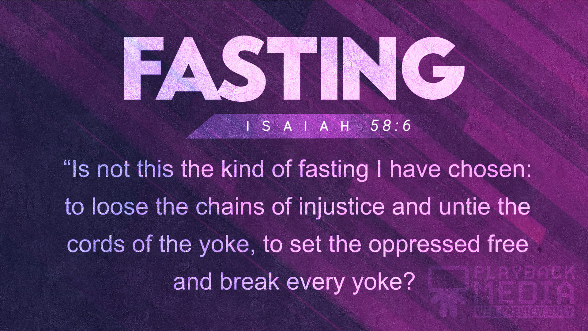 fasting motion background