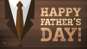 Father's Day Suit 5 Motion Background