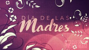 Filigree_Flowers Mothers Day Spanish motion background