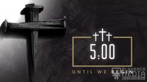Four Our Sins Church Countdown