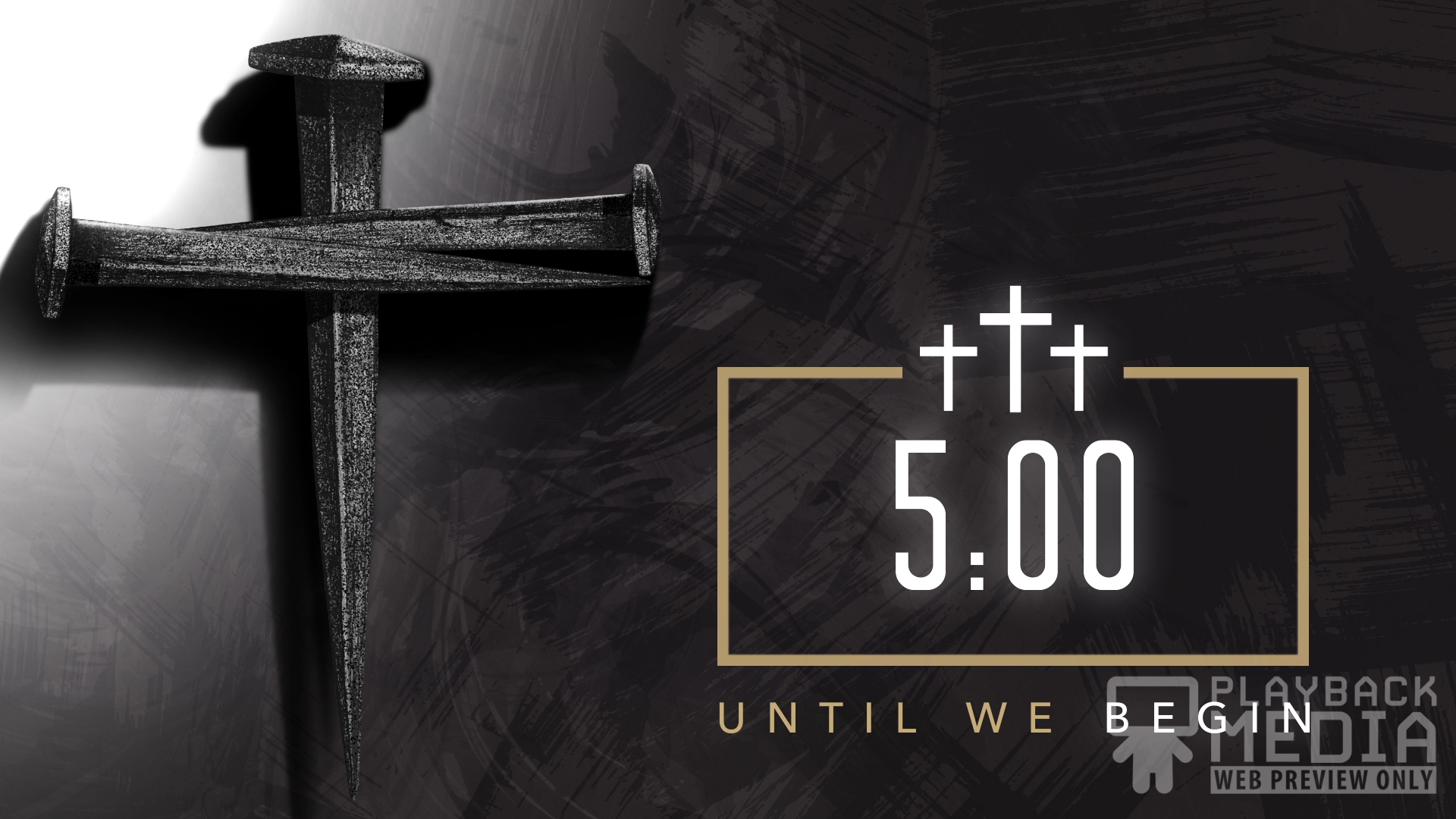 Four Our Sins Church Countdown