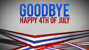 Freedom Lines Goodbye Motion Background