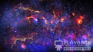Galactic Center Region Still Background