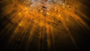 Gold Burst Motion Background