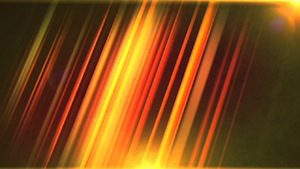 Gold Refract Motion Background
