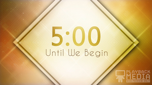 Hint of Intrigue Church Countdown