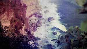 Hipster Cliff Motion Background
