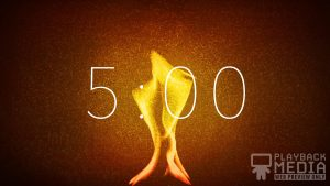Holy Flame church countdown