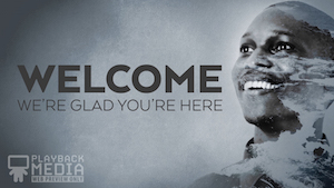 How He Loves Welcome Still Background