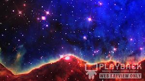 Keyhole Nebula Still Background