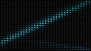 LED Lines Blue Motion Background