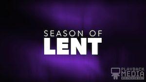 Lent Grace 3 Motion Background