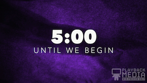 Lent Grace Church Countdown