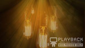 Light Bulbs 4 Still Background Image